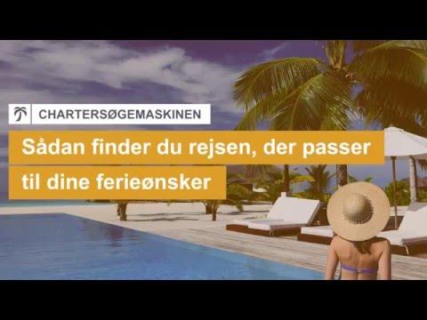 Sådan finder du rejsen, der passer til dine ferieønsker