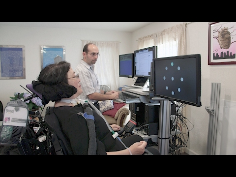 Stanford researchers develop brain-controlled typing for people with paralysis