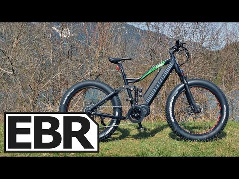 Biktrix Juggernaut Ultra FS Review - $4.1k Full Suspension Fat Ebike