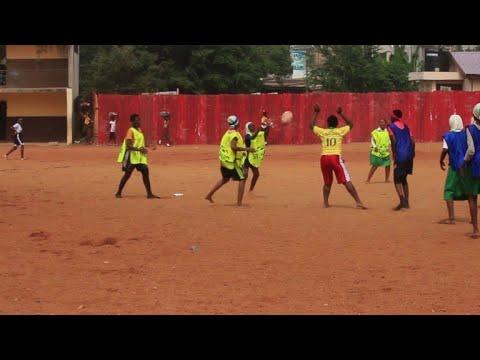 أحلام كبيرة لرياضة الركبي في غانا رغم ضعف الإمكانات