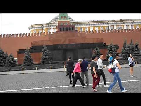 Mausoleo de Lenin y tumbas de líderes soviéticos (Moscú)