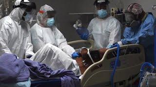 Texas doctor fears New York scenario as COVID-19 cases surge