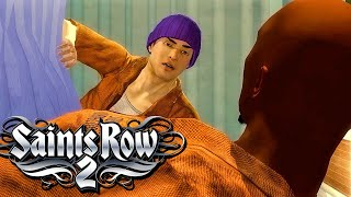 Saints Row 2 (PC) - Gameplay Walkthrough - Intro & Mission #1: Jail Break