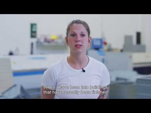 Bli Ventilationsmontör - English subtitles