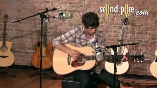 Lauten Audio Oceanus LT-381 Vacuum Tube Microphone - Acoustic Guitar Demo