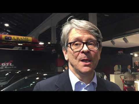 Volkswagen ad Auto e Moto d'Epoca 2016   Intervista a Federico Cara   Volkswagen