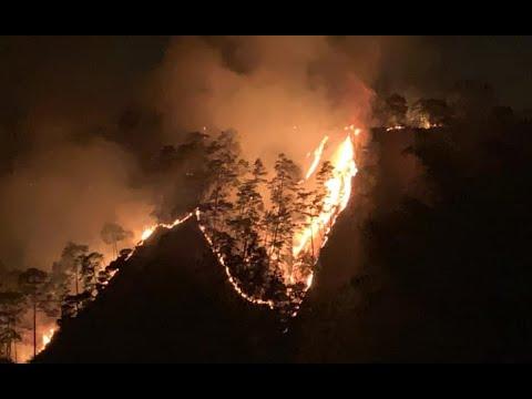 Rendirán homenaje póstumo a bomberos forestales