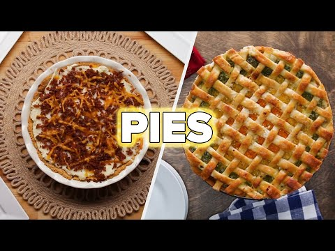 9 Satisfying Recipes For Anyone Who Loves Pie ? Tasty