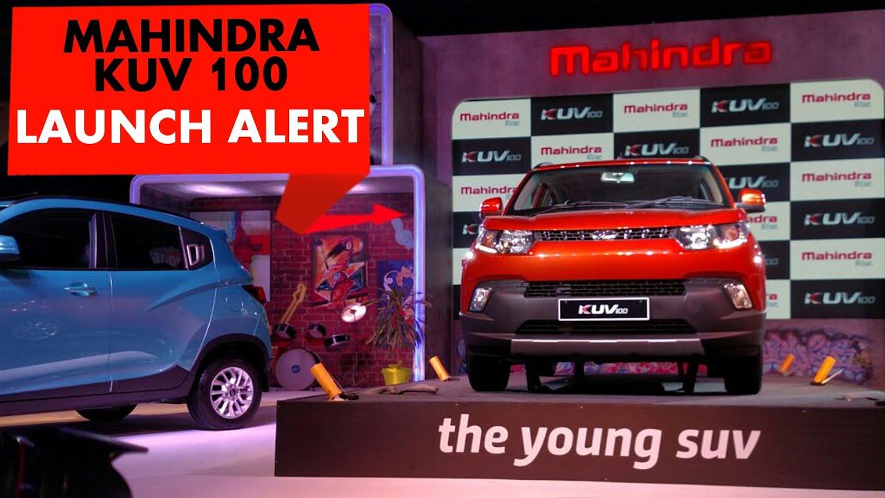 Launch Alert: Mahindra KUV 100 : PowerDrift
