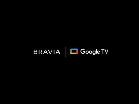 Sony BRAVIA® mit Google TV