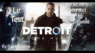 Vidéo-Test : Test de Detroit: Become Human