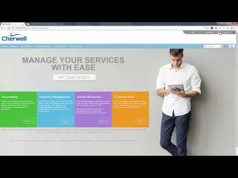 Cherwell Property Management Solution Demo