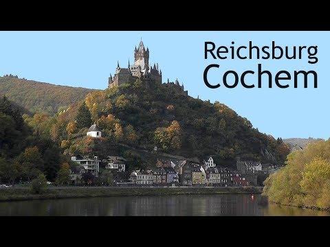 GERMANY: Reichsburg Cochem (Imperial castle) HD