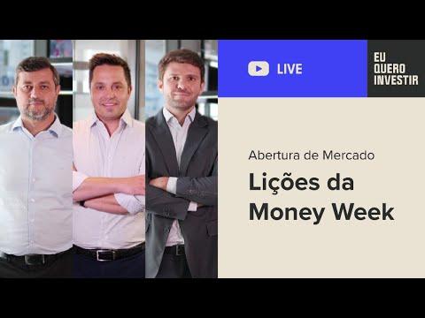 Abertura de Mercado: Lições da Money Week