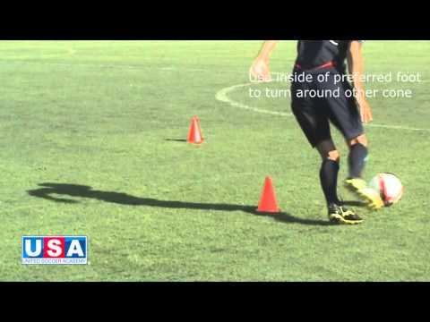 FootworX: Dribbling Preferred Foot