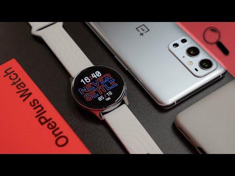 Szép, de nagy csalódás | OnePlus Watch teszt