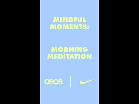 asos.com & Asos Voucher Code video: Mindful moments ep1 | ASOS x Nike