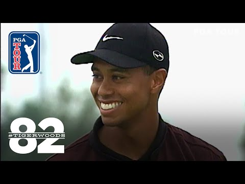 Tiger Woods wins 2000 Bell Canadian Open Chasing 82