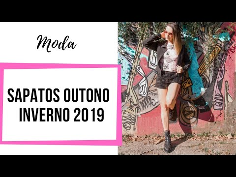 Sapatos outono e inverno 2019 | Moda