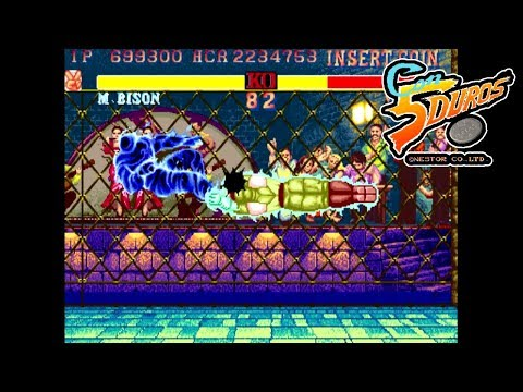 "STREET FIGHTER 2' YYC - ""CON 5 DUROS"" Episodio 611 (+SF2 CE Hack SNES) (1cc) (CTR)"