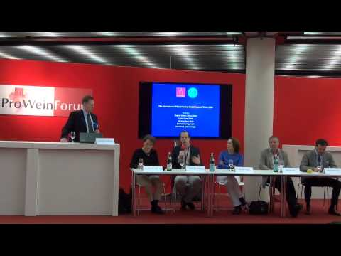 Wine Intelligence ProWein Seminar: International Wine Industry - Global Experts' Vision 2034 Panel