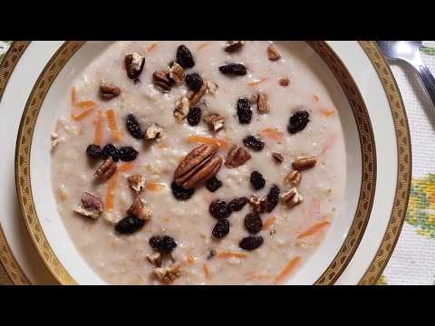 Avena sabor a Pastel de Zanahoria ? Episodio 4 ? The Breakfast Series con Laura Muller