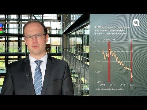 Sinkende Unternehmensinsolvenzen bieten Chancen für Anleger