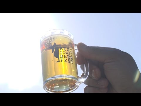 Best Coast Beer Fest - Will Ferrell's Beer Fest of Choice