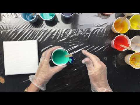 ( 605 ) varnish part 2 and a push and pull with Vallejo