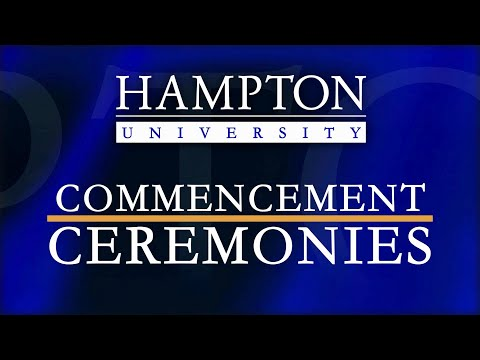 HU 2020 & 2021 Main Commencement Ceremony