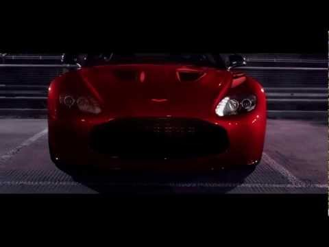 V12 Zagato Road Test