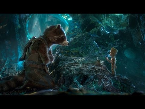 A Love Letter to Baby Groot in Guardians of the Galaxy Vol. 2 - Rewind Theater