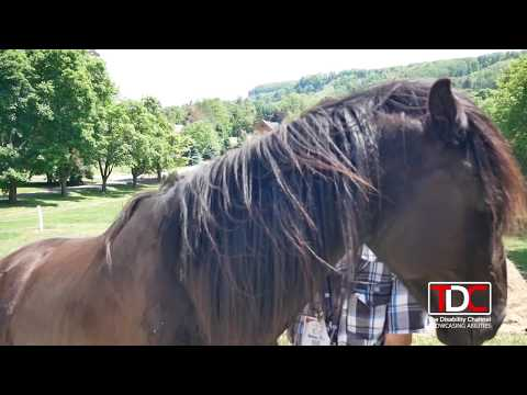 , TDC – The Disability Channel interviews Horse Farm with Owner Renee Samson, Wheelchair Accessible Homes