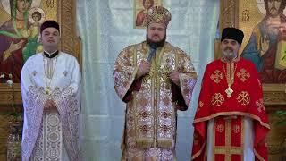 PS Petroniu - Predica la Duminica a XXVII - a dupa Rusalii, Jibou, 10 decembrie 2017
