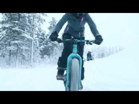 极夜·极魔幻·极致体验100天 第5程 环山自行车赛
