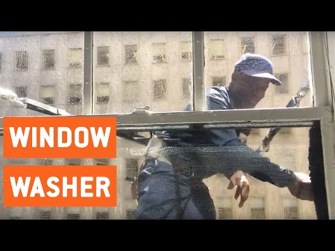New York Window Washer | Dirty Jobs