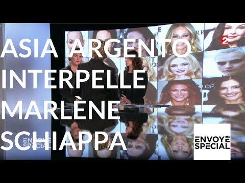 nouvel ordre mondial | Envoyé spécial. Affaire Weinstein : Asia Argento face à Marlène Schiappa -26 oct. 2017 (France 2)