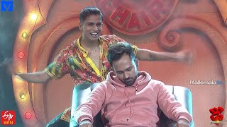 Piyush Performance Promo - Dhee Champions (#Dhee12) - 8th July 2020 - Sudigali Sudheer - MALLEMALATV