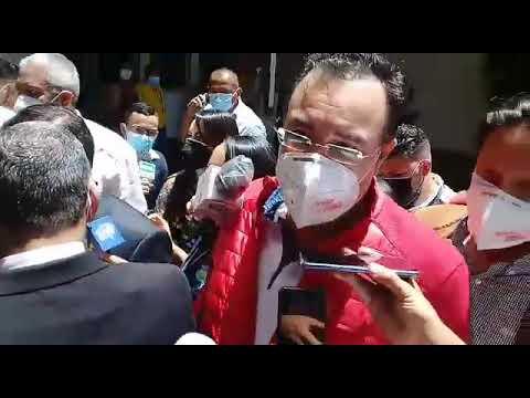 Luis Zelaya reacciona ante actas electorales infladas y dice, consejales del CNE son corruptos.