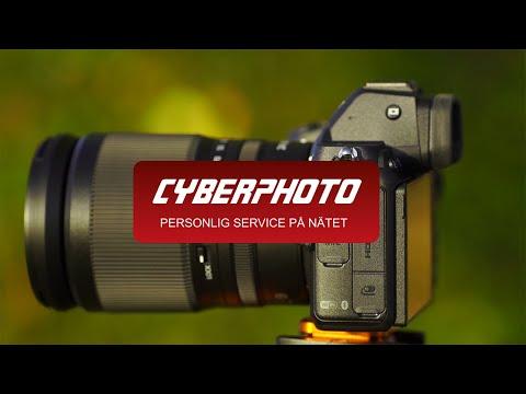 CyberPhoto testar Nikon Z5