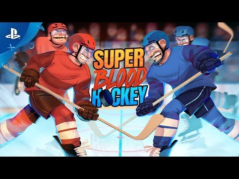 Super Blood Hockey - Trailer | PS4