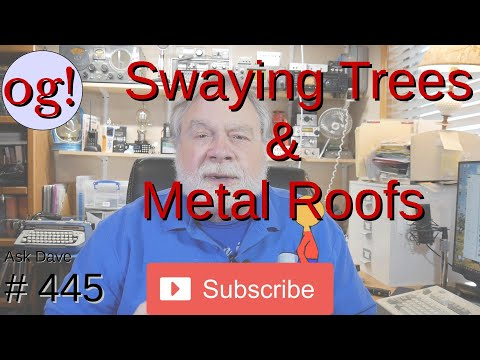 Swaying Trees and Metal Roofs (#445)