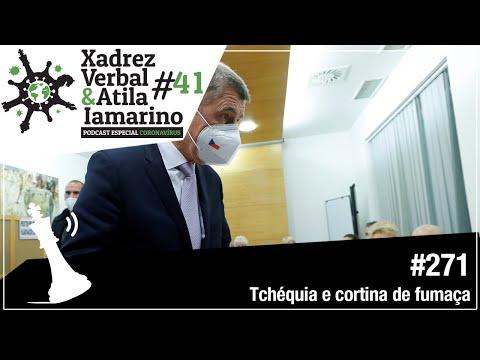 XadrezVerbal Podcast #271 - Tchéquia, Cortina de Fumaça e Atila #41