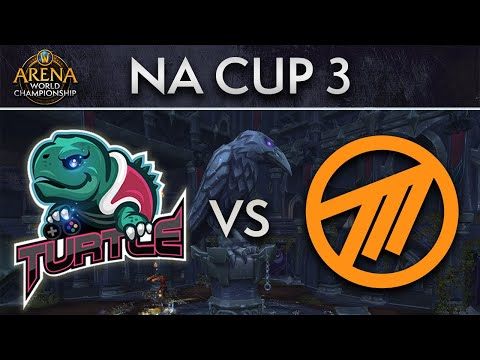 Turtle vs Method Orange | Lower Quarters | AWC Cup 3