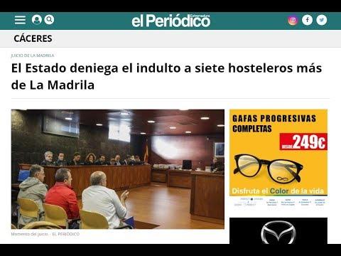 Denegación Indultos La Madrila