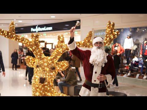 Χριστούγεννα γεμάτα shopping & fun στο One Salonica outlet mall ✨🛍🎅🏻🎄🎻