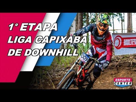 1° Etapa Liga Capixaba de Downhill 2019