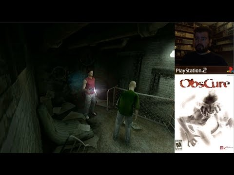 OBSCURE (PlayStation 2) - Gameplay en Español PS2 || Evento Halloween 2019