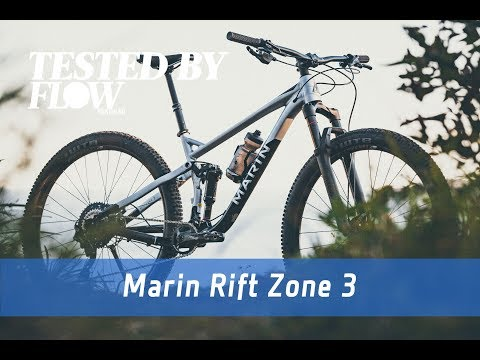 Tested - Marin Rift Zone 3 Review - Flow Mountain Bike