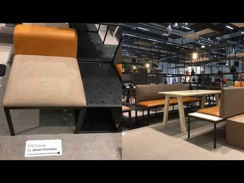 EFG European Furniture Group: Thanks for a fantastic week, SFF 2018
